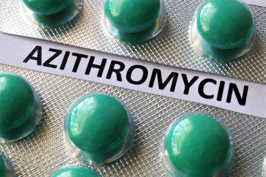 Azithromycin is an antibiotic used for the treatment of a number of bacterial infections. This includes middle ear infections, strep throat, pneumonia, traveler's diarrhea and now testing for covid19