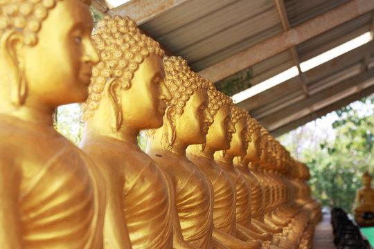 Golden Buddha, Phuket, Thailand