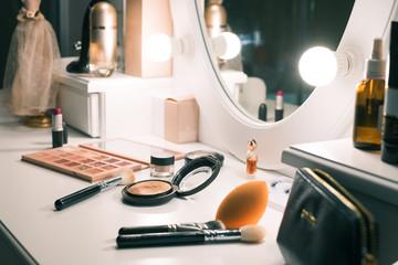 Bedroom Make up Desk