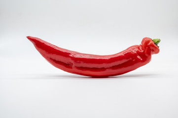 a nice shaped sweet pointed pepper