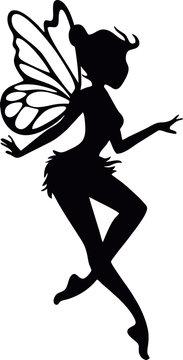 FAIRY SVG, tooth fairy svg, fairy clipart, fairy silhouette, fairy vector, fairies svg, fairy cut file, fairy, fairy decal, fairy printable