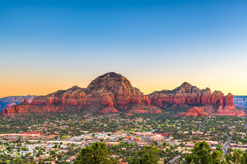 Fototapete - Sedona, Arizona, USA