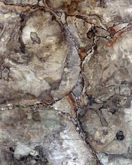 Ilustracja, marmurkowe tło