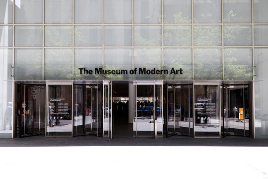 MoMA: The Museum of Modern Art, New York, NY, U.S.A.