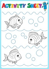 Canvas Prints For Kids Activity sheet topic image 1