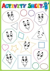 Canvas Prints For Kids Activity sheet topic image 3