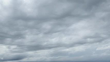 Wall Mural - 曇り空 ノーマルスピード