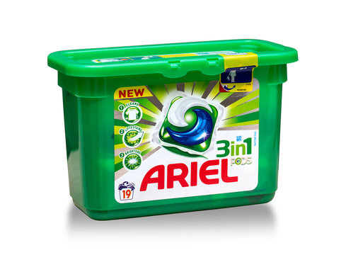 Detergent for laundry Arie