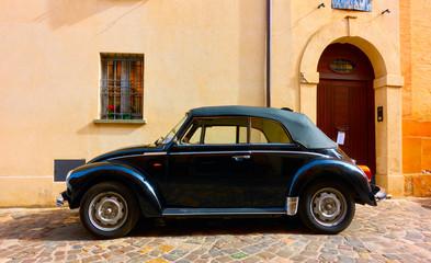 Volkswagen Beetle 1303 Cabriolet Car