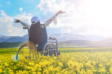liberating positive power in the wheelchair