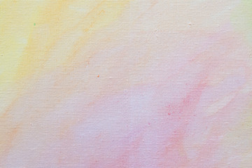soft and delicate colors on cotton canvas. Background for paintings and painter