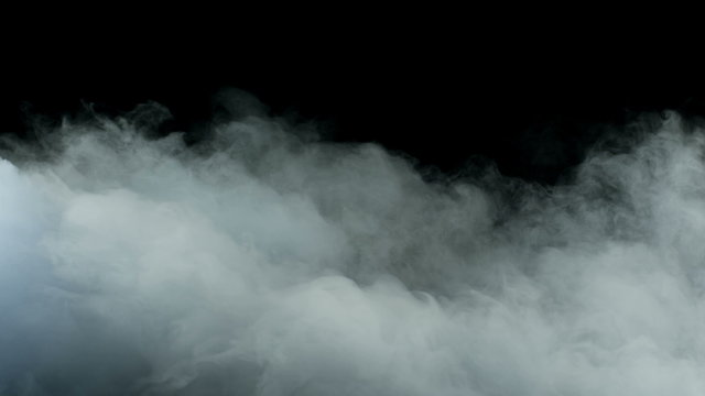 Smoke on black background realistic overlay for different projects! Very beautiful background for promo, trailer, tittles, text, openers and etc...