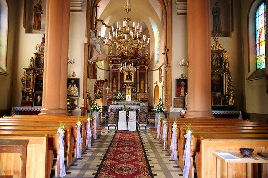 Catholic church religion spiritual state