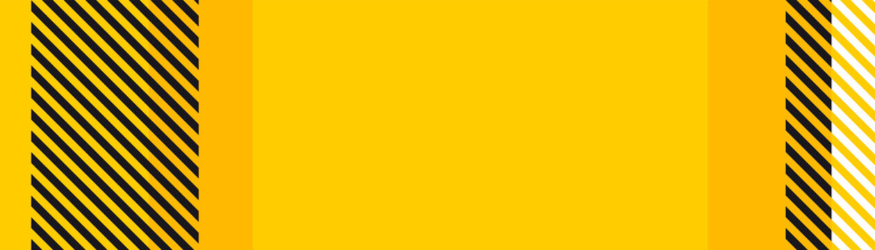Yellow graphic background