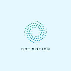 motion logo design template idea