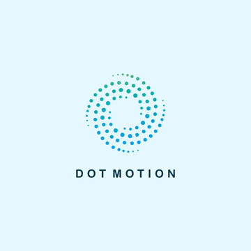 motion logo design template idea