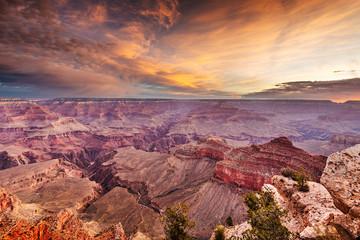 Fototapete - Grand Canyon, Arizona, USA