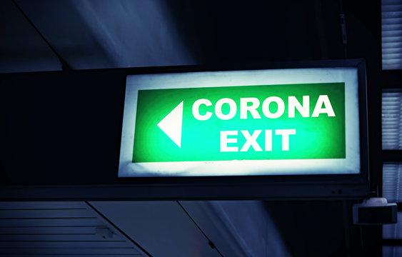 Corona Exit Strategie - Langsam alles wieder Hochfahren