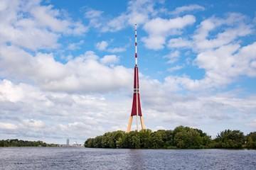 Fernsehturm von Riga