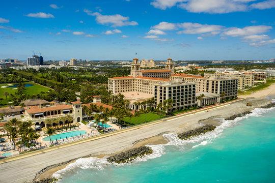 Luxury resort The Breakers West Palm Beach FL