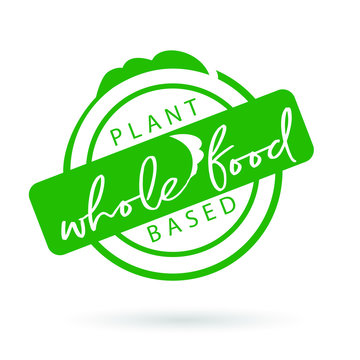 Whole Food Plant Based Green Icon