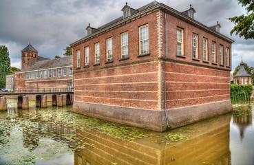 Historical barracks of Breda, Holland