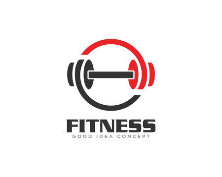 Fitness and Gym Logo Design Vector
