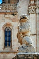 Fototapete - Cathedral of Segovia