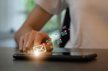 emailing b2b éditeur de logiciels