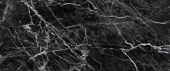 black marble stone texture