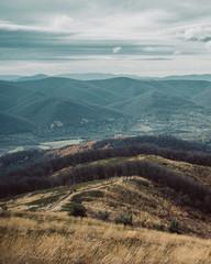 Dolina Bieszczad
