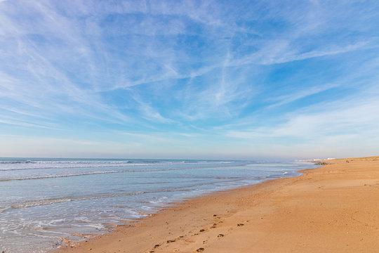 Strand in Bretignolles sur Mer