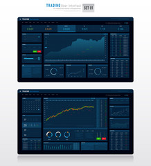 Trading User Interface 001