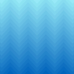 Wall Mural - Tile chevron vector pattern with pastel blue and white zig zag background
