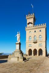 Wall Mural - City of San Marino