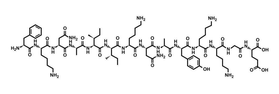 endorphin chemical formula
