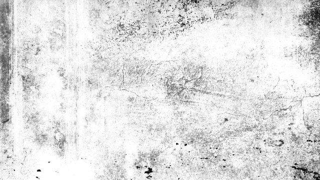 Vintage blurred scratched grunge on isolated background for copyspace. Old film effect overlays. Stock illustration.