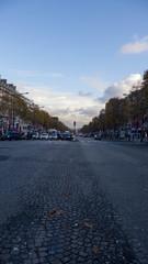 Road of the Champs-Élysées