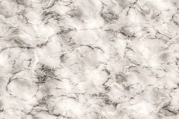 Fotobehang - White marble stone background with dark and gray shadow.