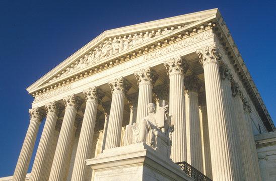The United States Supreme Court Building, Washington, D.C.