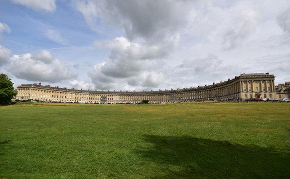 Royal Crescent Bath England UK