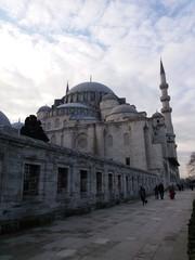 Suleiman Mosque in Istanbul