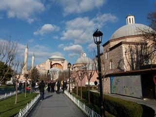 Saint Sofia in Istanbul, Turkey