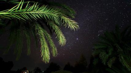 Sky full of stars in M'Hamid El Ghizlane.