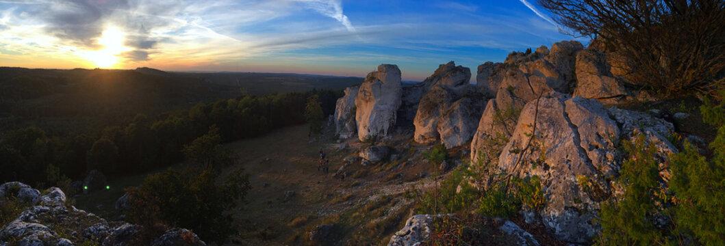 Góra Zborów Jura Krakowsko-Częstochowska