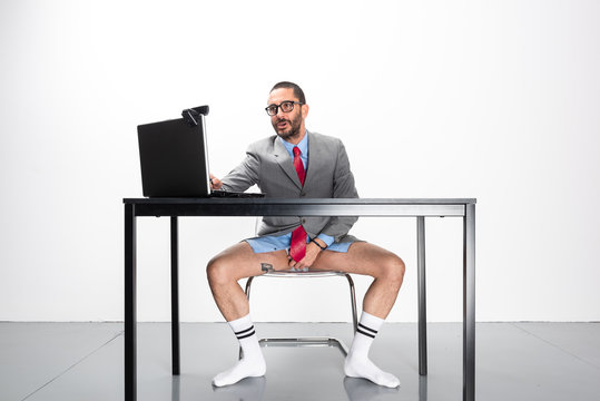 Smart Working Suit Executive  Business