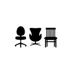soft chairs icon