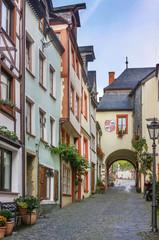 Wall Mural - Street in Bernkastel-Kues, Germany