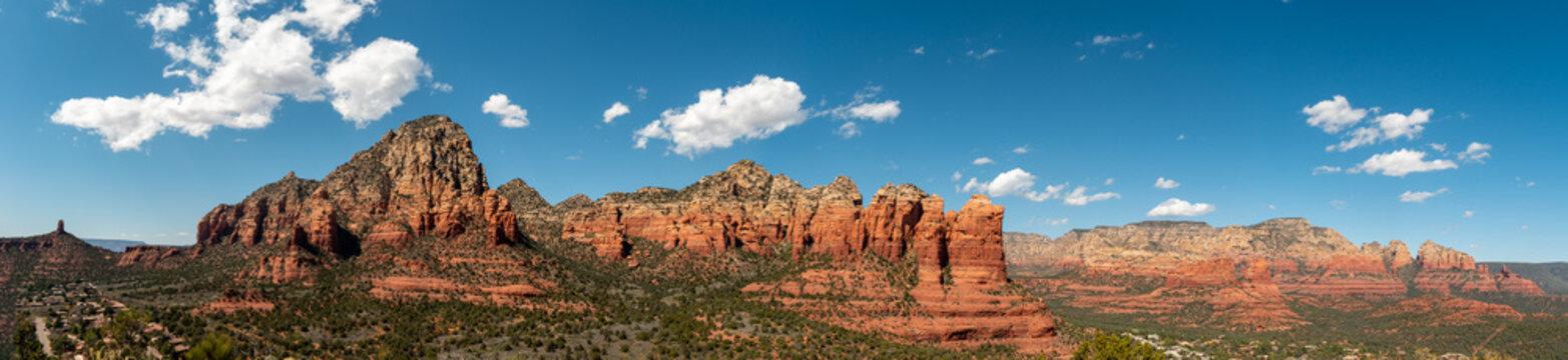 Beautiful red rocks of Sedona, Arizona