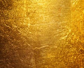 Fototapete - golden background texture.